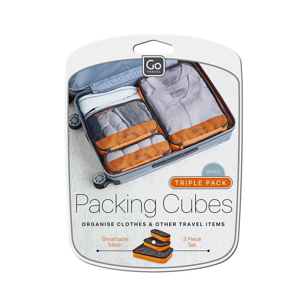 Pakkeposer til koffert 3 pakning Kjøp oppbevaringsposer
