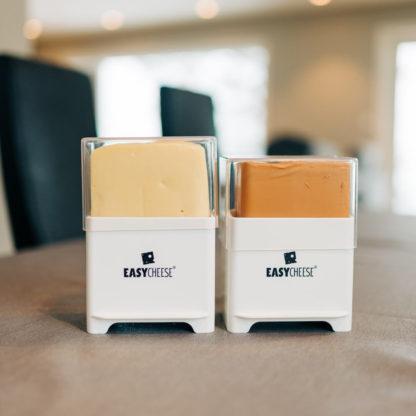 EasyCheese osteklokke for gulost og brunost