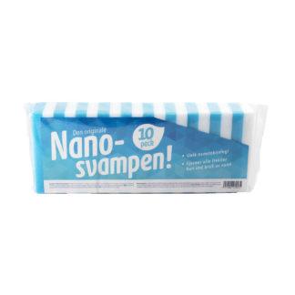 Nanosvamp 10-pk