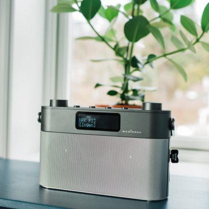SilverServer – radio for eldre og synshemmede