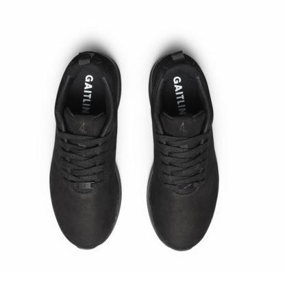 GaitLine Track Lthr - Black/Black/Black