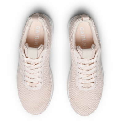 Gaitline sko Track - Jadeite hvit / rosa