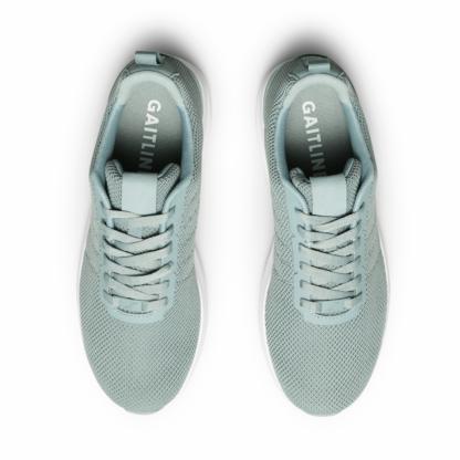Gaitline sko Track - Crystal Grey White